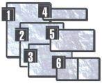 Плитки фасадные №4