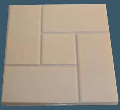 Платиковые формы для плитки