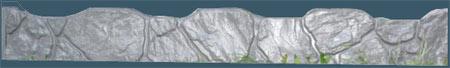 Пластиковые формы для изготовления заборов