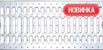 Решетка штампованная стальная (оцинкованная)